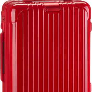 Rimowa Trolley + Koffer Essential Cabin S Red Gloss (34 Liter) ab 480.00 () Euro im Angebot