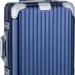 Rimowa Trolley + Koffer Hybrid Cabin S Blue Gloss (32 Liter) ab 580.00 () Euro im Angebot