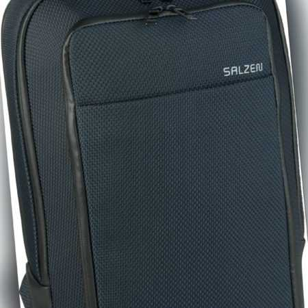 Salzen Laptoprucksack Business Backpack Fabric Knight Blue (21 Liter) ab 219.00 () Euro im Angebot