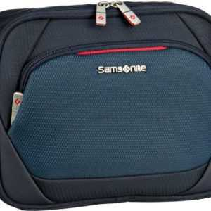 Samsonite Kulturbeutel / Beauty Case Dynamore Toilet Kit Blue (6.5 Liter) ab 41.90 (69.00) Euro im Angebot