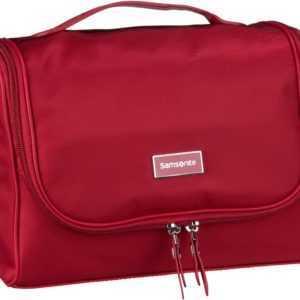 Samsonite Kulturbeutel / Beauty Case Karissa Hanging Toilet Kit Formula Red ab 59.90 () Euro im Angebot