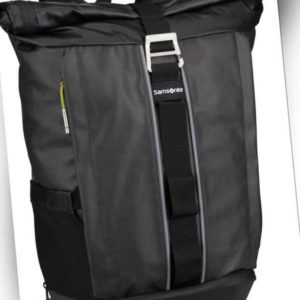 Samsonite Kurierrucksack 2WM Laptop Backpack Rolltop 15.6'' Black (25 Liter) ab 143.00 () Euro im Angebot
