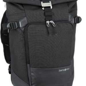 Samsonite Kurierrucksack Ziproll Laptop Backpack S Black (19 Liter) ab 76.90 (89.00) Euro im Angebot