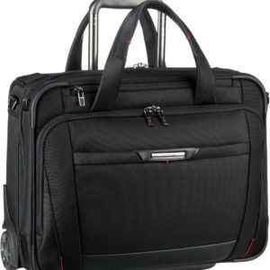 Samsonite Pilotenkoffer Pro-DLX 5 Business Case Wheeled 15.6'' exp Black (29.5 Liter) ab 244.00 (299.00) Euro im Angebot