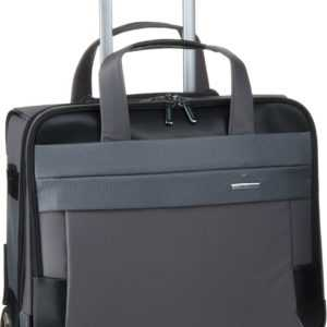 Samsonite Pilotenkoffer Spectrolite 2.0 Office Case On Wheels 15.6'' Grey/Black (27 Liter) ab 179.00 (219.00) Euro im Angebot
