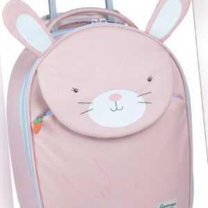 Samsonite Reisegepäck für Kinder Happy Sammies Upright 45 Rabbit Rosie (24 Liter) ab 84.90 (95.00) Euro im Angebot