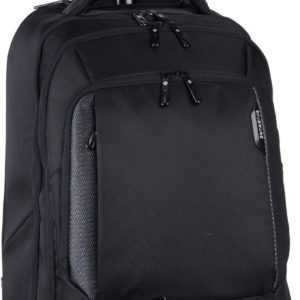 Samsonite Rucksack-Trolley Cityscape Tech Backpack Wheeled 17.3'' Black (30 Liter) ab 164.00 (229.00) Euro im Angebot