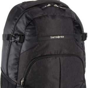 Samsonite Rucksack-Trolley Rewind Wheeled Laptop Backpack 55 Black (32.5 Liter) ab 126.00 (149.00) Euro im Angebot