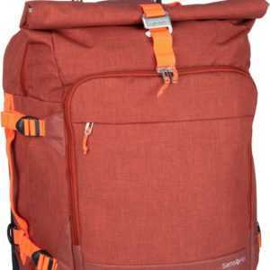 Samsonite Trolley + Koffer Ziproll Duffle/Wh 55 Backpack Burnt Orange (46.5 Liter) ab 184.00 (209.00) Euro im Angebot