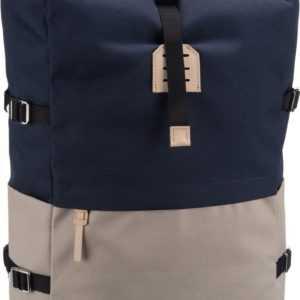 Sandqvist Laptoprucksack Bernt Rolltop Backpack Multi Beige/Blue (20 Liter) ab 143.00 () Euro im Angebot