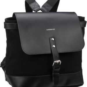 Sandqvist Rucksack / Daypack Vilda Small Backpack Black (8 Liter) ab 179.00 () Euro im Angebot