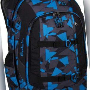 satch Schulrucksack satch pack 2.0 Blue Triangle (30 Liter) ab 119.00 () Euro im Angebot