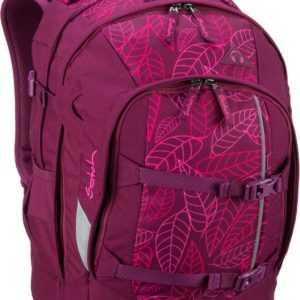 satch Schulrucksack satch pack Purple Leaves (30 Liter) ab 119.00 () Euro im Angebot