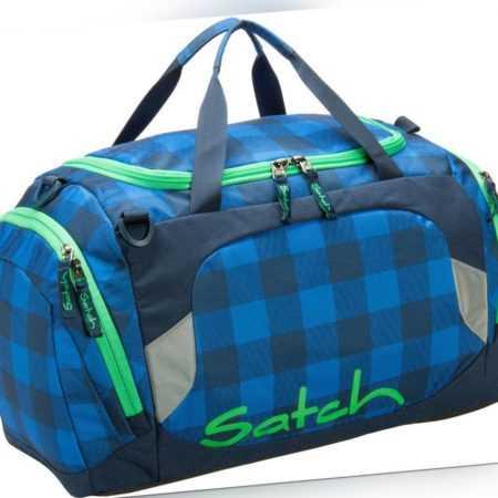 satch Sporttasche satch Sporttasche Bluetwist (25 Liter) ab 33.90 (39.90) Euro im Angebot