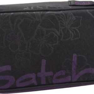 satch Stiftetui satch Schlamperbox Purple Hibiskus ab 19.90 () Euro im Angebot