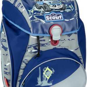 Scout Schulranzen Alpha Set Big Foot Polizei (20.5 Liter) ab 225.90 (249.90) Euro im Angebot