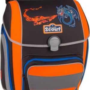 Scout Schulranzen Genius Set Fire Dragon (18.5 Liter) ab 225.90 (249.90) Euro im Angebot