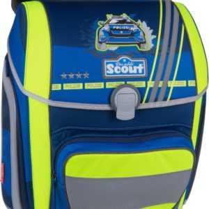 Scout Schulranzen Genius Set Polizei (18.5 Liter) ab 225.90 (249.90) Euro im Angebot