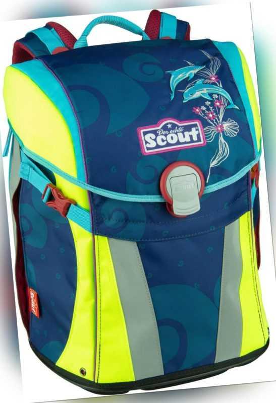 Regenschutz Schulranzen Scout