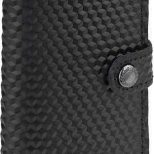 Secrid Brieftasche Miniwallet Cubic Black-Blue ab 49.95 () Euro im Angebot