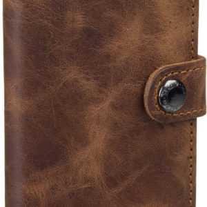 Secrid Brieftasche Miniwallet Vintage Cognac-Rust ab 45.95 () Euro im Angebot