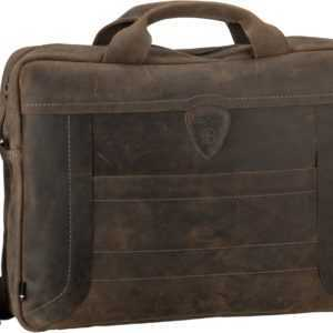 Strellson Aktenmappe Hunter BriefBag SHZ Dark Brown ab 161.00 (179.00) Euro im Angebot