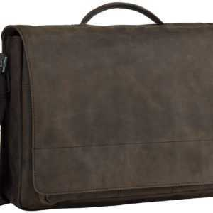 Strellson Notebooktasche / Tablet Richmond Briefbag L Dark Brown ab 184.00 (229.00) Euro im Angebot