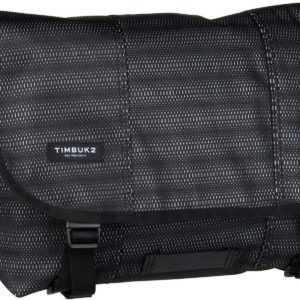 Timbuk2 Umhängetasche Maze Classic Messenger S Black Woven Reflectiv (14 Liter) ab 149.00 (169.00) Euro im Angebot