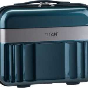 Titan Kulturbeutel / Beauty Case Spotlight Flash Beautycase North Sea (21 Liter) ab 62.95 (69.90) Euro im Angebot