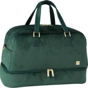 Titan Reisetasche Barbara Velvet Weekender Forest Green (39 Liter) ab 79.95 () Euro im Angebot