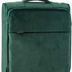 Titan Trolley + Koffer Barbara Velvet 4-Wheel Trolley S Forest Green (37 Liter) ab 129.95 () Euro im Angebot
