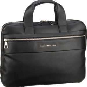 Tommy Hilfiger Aktenmappe Novelty Mix Slim Computer Bag 5415 BDS Black ab 139.00 () Euro im Angebot
