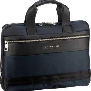 Tommy Hilfiger Aktenmappe Nylon Mix Slim Computer Bag 4777 Tommy Navy ab 115.00 () Euro im Angebot