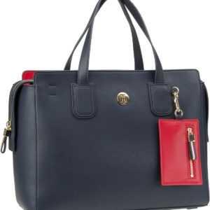 Tommy Hilfiger Handtasche Charming Tommy Satchel 7311 Sky Captain ab 149.00 () Euro im Angebot