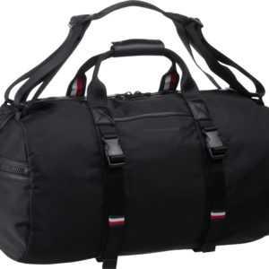 Tommy Hilfiger Weekender Sport Nylon Duffle 4432 Black ab 149.00 () Euro im Angebot