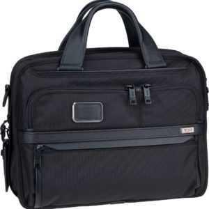 Tumi Aktentasche Alpha 3 2603120 Exp Laptop Brief Black ab 395.00 () Euro im Angebot
