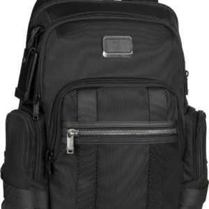 Tumi Rucksack / Daypack Alpha Bravo 232693 Nathan Backpack Black ab 395.00 () Euro im Angebot