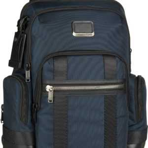 Tumi Rucksack / Daypack Alpha Bravo 232693 Nathan Backpack Navy ab 395.00 () Euro im Angebot