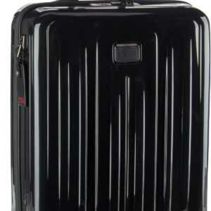 Tumi Trolley + Koffer V4 22804007 Intl Slim 4 Wheel Trolley Black (37 Liter) ab 445.00 () Euro im Angebot