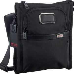 Tumi Umhängetasche Alpha 3 2203110 Pocket Bag S Black ab 195.00 () Euro im Angebot
