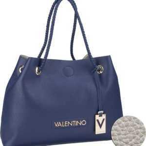 Valentino Handtasche Corsair Shopping D02 Blu/Argento ab 87.90 (109.00) Euro im Angebot