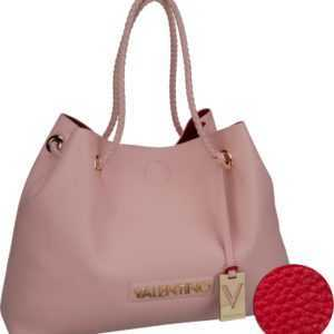 Valentino Handtasche Corsair Shopping D02 Cipria/Rosso ab 86.90 (109.00) Euro im Angebot