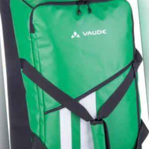 Vaude Rollenreisetasche Rotuma 90 Apple Green (90 Liter) ab 161.00 (200.00) Euro im Angebot