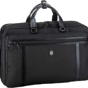 Victorinox Aktentasche Werks Professional 2.0  2-Way Carry Laptop Bag Black (16 Liter) ab 280.00 () Euro im Angebot