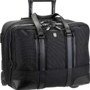 Victorinox Pilotenkoffer Lexicon Professional Century 15 Black (37 Liter) ab 436.00 (499.00) Euro im Angebot