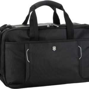 Victorinox Reisetasche Werks Traveler 6 Duffel Black (33 Liter) ab 117.00 () Euro im Angebot