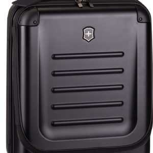 Victorinox Trolley + Koffer Spectra 2.0  Dual-Access Global Carry-On Black (32 Liter) ab 306.00 (359.00) Euro im Angebot