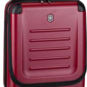 Victorinox Trolley + Koffer Spectra 2.0  Dual-Access Global Carry-On Red (32 Liter) ab 306.00 (359.00) Euro im Angebot