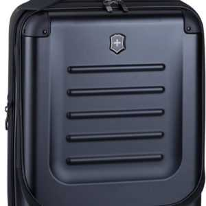 Victorinox Trolley + Koffer Spectra 2.0 Expandable Global Carry-On Black (32 Liter) ab 314.00 (369.00) Euro im Angebot