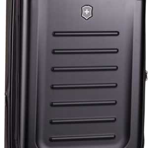Victorinox Trolley + Koffer Spectra 2.0 Large Expandable Black (77 Liter) ab 416.00 (489.00) Euro im Angebot